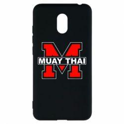 Чехол для Meizu M6 Muay Thai Big M - FatLine