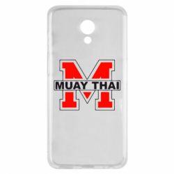 Чехол для Meizu M6s Muay Thai Big M - FatLine