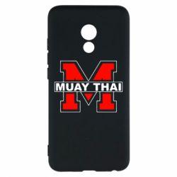 Чехол для Meizu Pro 6 Muay Thai Big M - FatLine