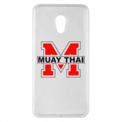 Чехол для Meizu Pro 6 Plus Muay Thai Big M - FatLine