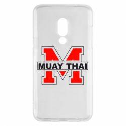 Чехол для Meizu 15 Muay Thai Big M - FatLine