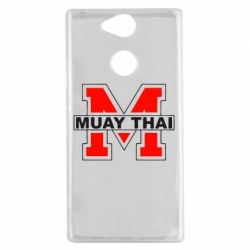 Чехол для Sony Xperia XA2 Muay Thai Big M - FatLine