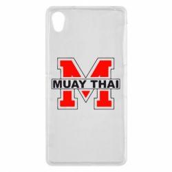 Чехол для Sony Xperia Z2 Muay Thai Big M - FatLine