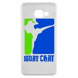 Чехол для Samsung A3 2016 Muay Thai Champion - FatLine