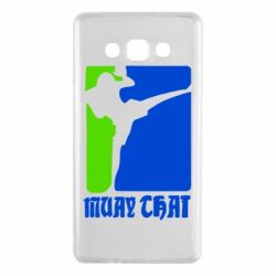 Чехол для Samsung A7 2015 Muay Thai Champion - FatLine