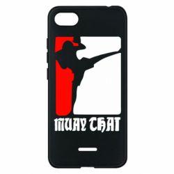 Чехол для Xiaomi Redmi 6A Muay Thai Champion - FatLine