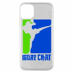 Чехол для iPhone 11 Pro Muay Thai Champion
