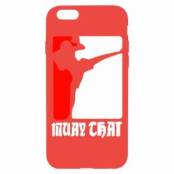 Чехол для iPhone 6/6S Muay Thai Champion