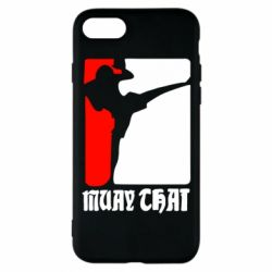 Чехол для iPhone 8 Muay Thai Champion