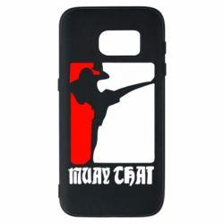 Чехол для Samsung S7 Muay Thai Champion - FatLine