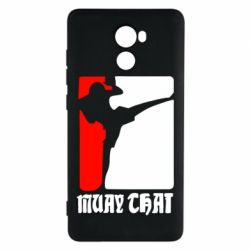 Чехол для Xiaomi Redmi 4 Muay Thai Champion - FatLine
