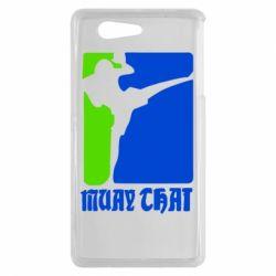 Чехол для Sony Xperia Z3 mini Muay Thai Champion - FatLine