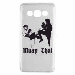 Чохол для Samsung A3 2015 Muay Thai Fighters
