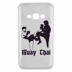 Чохол для Samsung J1 2016 Muay Thai Fighters