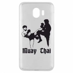 Чохол для Samsung J4 Muay Thai Fighters