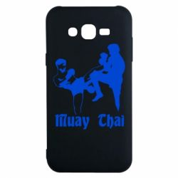 Чохол для Samsung J7 2015 Muay Thai Fighters