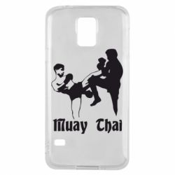 Чохол для Samsung S5 Muay Thai Fighters