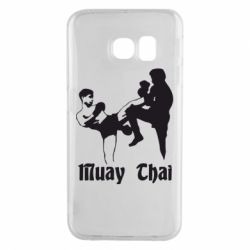 Чохол для Samsung S6 EDGE Muay Thai Fighters