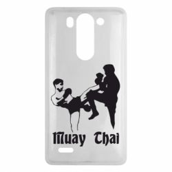 Чехол для LG G3 mini/G3s Muay Thai Fighters - FatLine