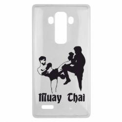 Чехол для LG G4 Muay Thai Fighters - FatLine