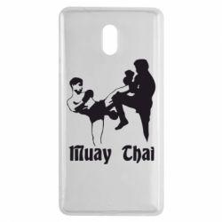 Чехол для Nokia 3 Muay Thai Fighters - FatLine