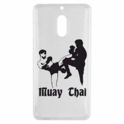 Чехол для Nokia 6 Muay Thai Fighters - FatLine