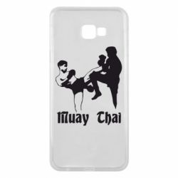 Чохол для Samsung J4 Plus 2018 Muay Thai Fighters
