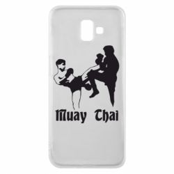 Чохол для Samsung J6 Plus 2018 Muay Thai Fighters