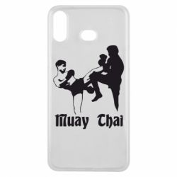 Чохол для Samsung A6s Muay Thai Fighters
