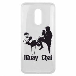 Чехол для Meizu 16 plus Muay Thai Fighters - FatLine