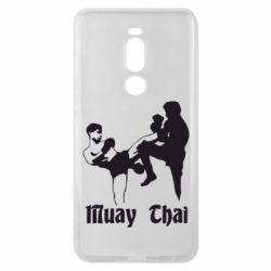Чехол для Meizu Note 8 Muay Thai Fighters - FatLine