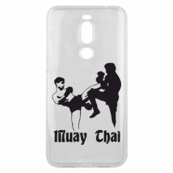 Чехол для Meizu X8 Muay Thai Fighters - FatLine