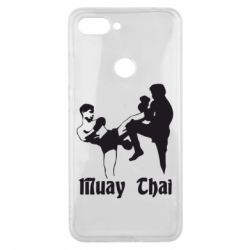 Чохол для Xiaomi Mi8 Lite Muay Thai Fighters