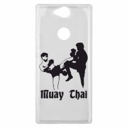 Чехол для Sony Xperia XA2 Plus Muay Thai Fighters - FatLine