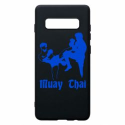 Чохол для Samsung S10+ Muay Thai Fighters