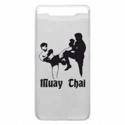 Чохол для Samsung A80 Muay Thai Fighters
