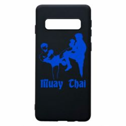 Чохол для Samsung S10 Muay Thai Fighters