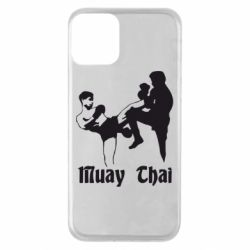 Чохол для iPhone 11 Muay Thai Fighters