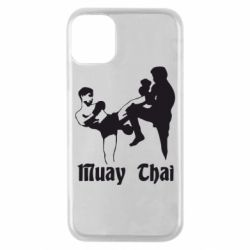 Чохол для iPhone 11 Pro Muay Thai Fighters