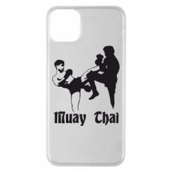 Чохол для iPhone 11 Pro Max Muay Thai Fighters