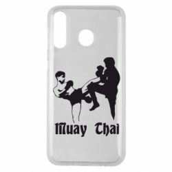 Чохол для Samsung M30 Muay Thai Fighters