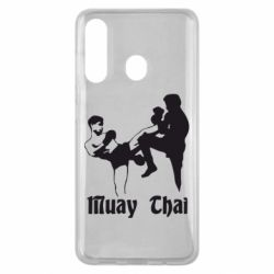 Чохол для Samsung M40 Muay Thai Fighters
