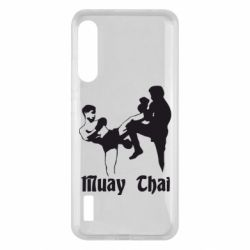 Чохол для Xiaomi Mi A3 Muay Thai Fighters