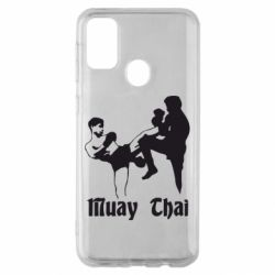 Чохол для Samsung M30s Muay Thai Fighters
