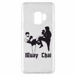 Чохол для Samsung S9 Muay Thai Fighters