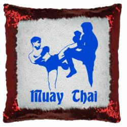 Подушка-хамелеон Muay Thai Fighters