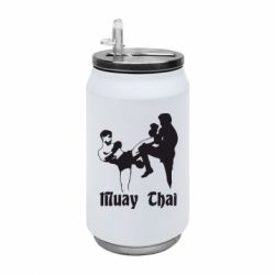 Термобанка 350ml Muay Thai Fighters