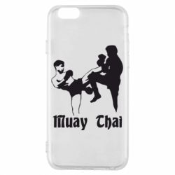 Чохол для iPhone 6/6S Muay Thai Fighters