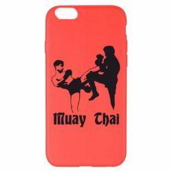 Чохол для iPhone 6 Plus/6S Plus Muay Thai Fighters