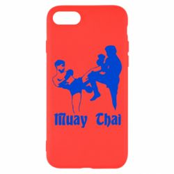 Чохол для iPhone 7 Muay Thai Fighters